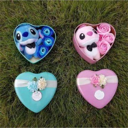 Coffret Cadeau Stitch meilleur cadeau pour femme