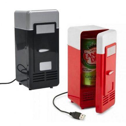 Mini Frigo USB pour bureau et voiture