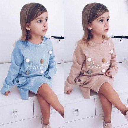Robe-Pull Pour Princesse