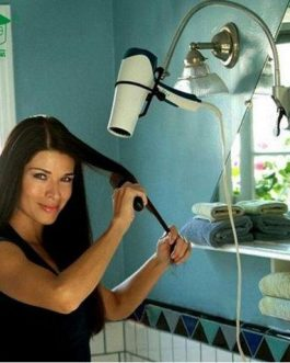 Support Sèche-cheveux Pour Mains Libres