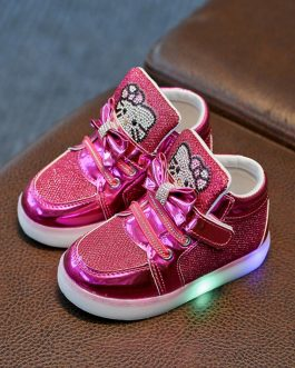 Baskets Led Hello Kitty