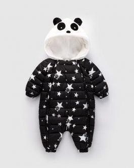 Combinaison Panda Pour Bébé