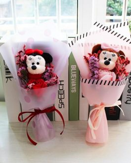 Mignon Bouquet Mickey