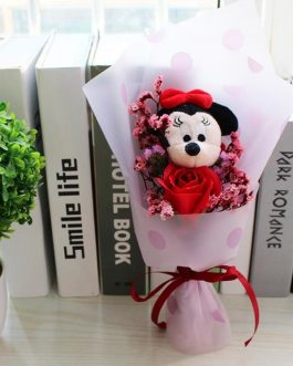 Mignon Bouquet Mickey