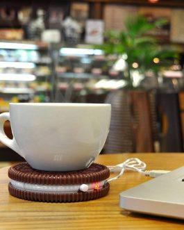 Chauffe-tasse USB Cookie