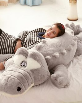 Cute Peluche Crocodile