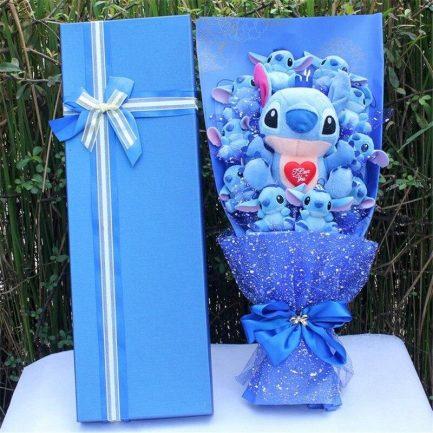 Bouquet Stitch