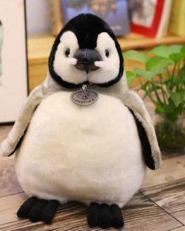 Pingouin En Peluche