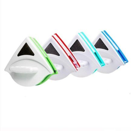Lave-vitre magnétique double face
