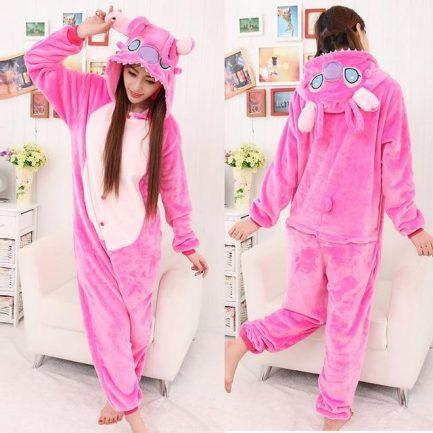 Combinaison Pyjama Pour Adulte