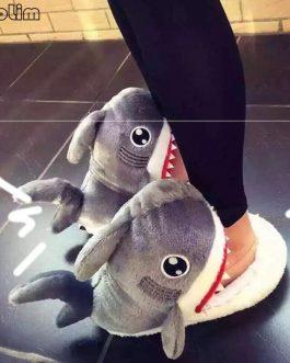 Pantoufles Chaussons Requin