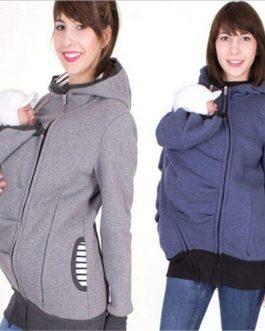 Veste Kangourou Pour Bébé Et Maman