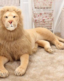 Peluche Lion Géant