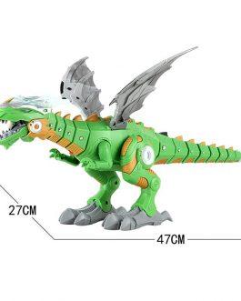 Dinosaure Robot Cracheur