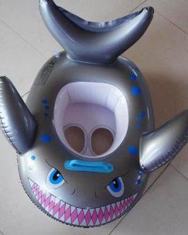 Bouée Gonflable En Forme De Requin