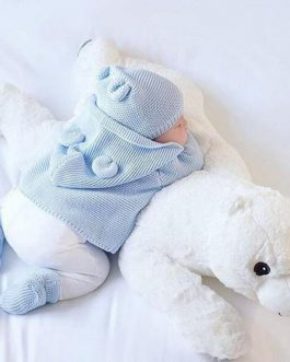 Peluche Ours Polaire