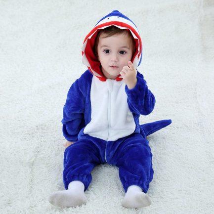 Combi Pyjama Bébé