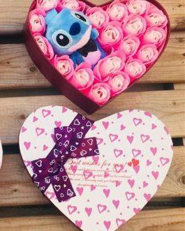 Coffret Roses Stitch