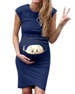 Robe De Maternité Humour