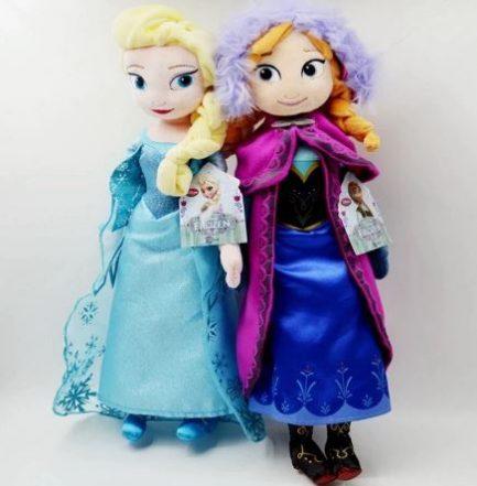 Poupée Reine Des Neiges cadeau d'anniversaire