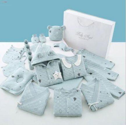Coffret Accessoires Et Vêtements Bébé (18pcs)