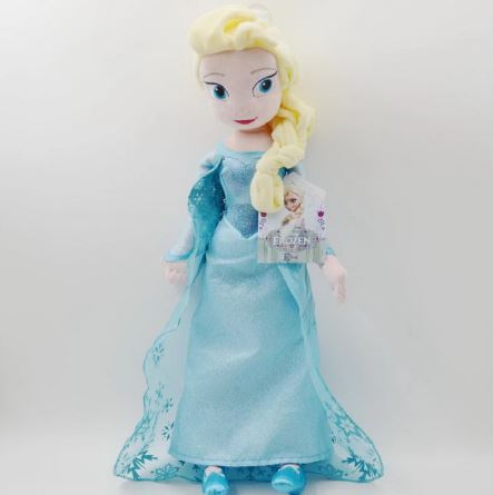Poupée Reine Des Neiges cadeau de noël