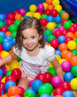 Balles Colorées Pour Piscine (100pcs)