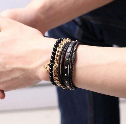 Bracelet Multi-couche