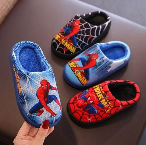 Chaussons Spiderman Pour Enfant