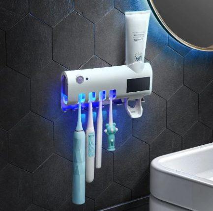 Stérilisateur De Brosse A Dents