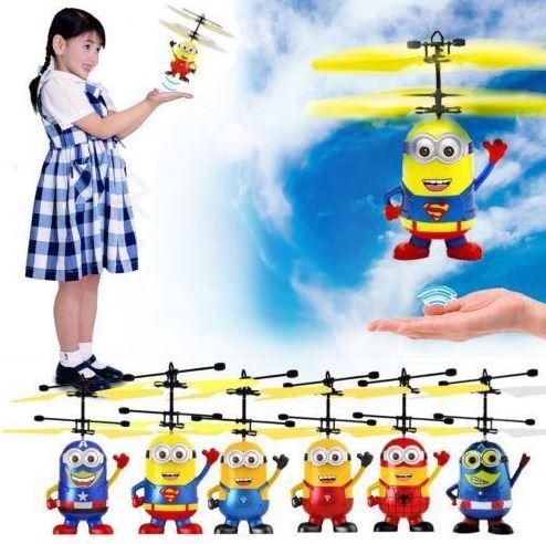 Mini Hélicoptère Pour Enfant