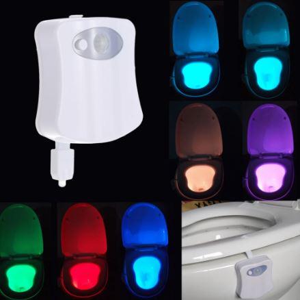 Lampe Led De Toilettes