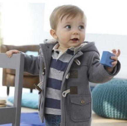 Manteau Polaire Pour Enfant