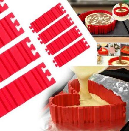 Moule A Gâteau Modulable