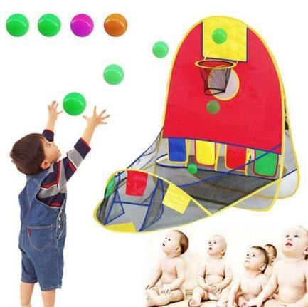 Panier De Basket Pour Enfants