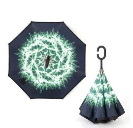 Parapluie Inversé Double Couche