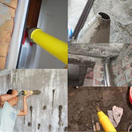 Pompe A Ciment Manuelle