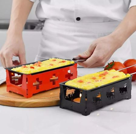 Service Raclette Fromage Antiadhésif
