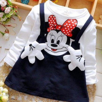 Magnifique Robe Minnie