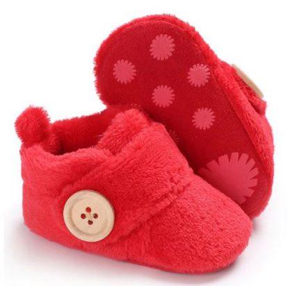 Chaussons Bébé Confortables