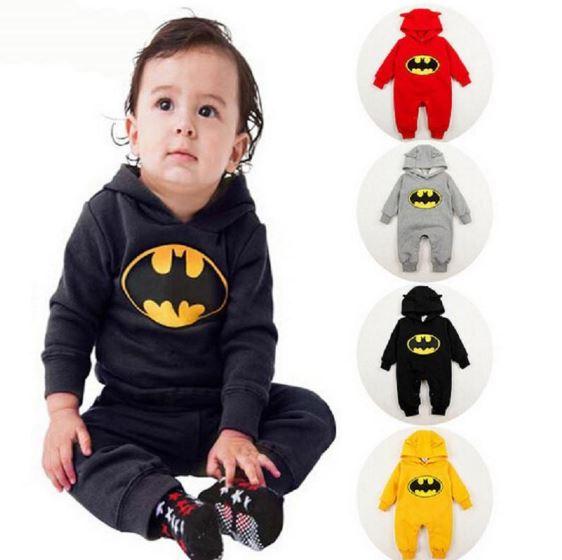 Combinaison Super Héros Pour Enfant
