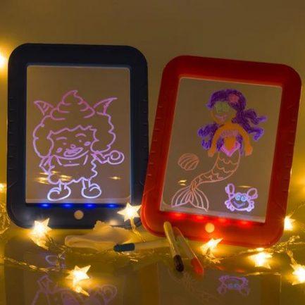 Tablette A Dessin 3D Magique