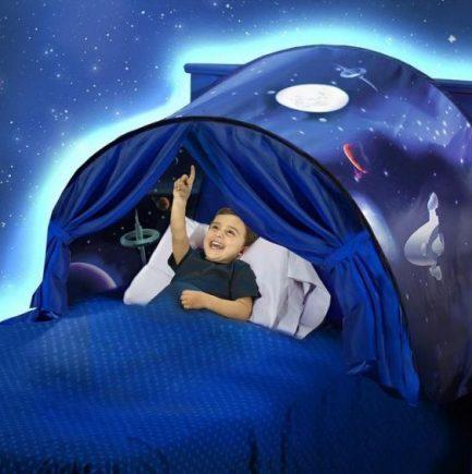 Tente De Lit Pour Enfant