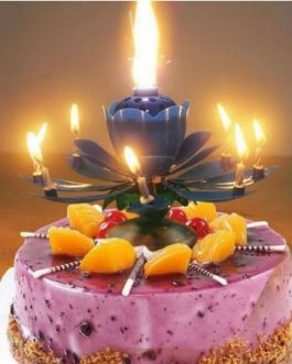 Bougie D'anniversaire Magique
