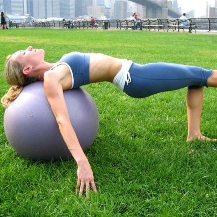 Swiss Ball : Gym Ball : Fit B