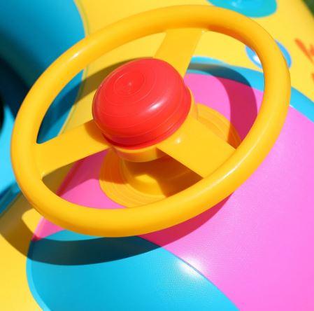 Bateau Parasol Gonflable Pour Bébé