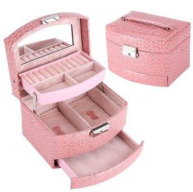 Boîte De Rangement Pour Bijoux