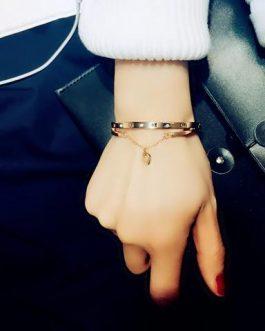 Bracelet Petit Cœur Pour Femmes