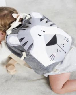 Cartable Motifs Animaux Pour Enfants