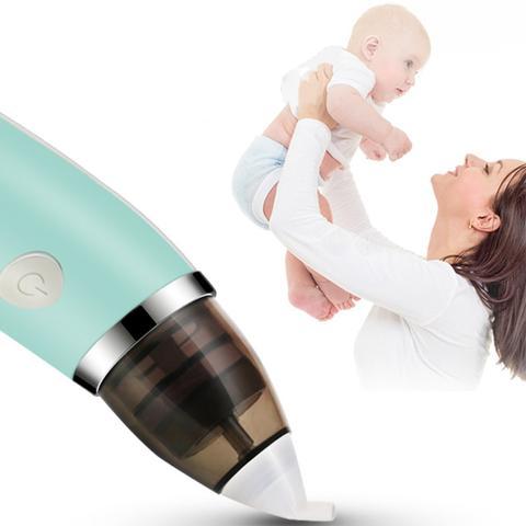 Mouche-bébé Electrique Pratique